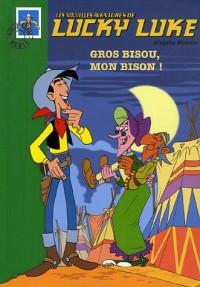 Les Nouvelles Aventures de Lucky Luke, Tome 3 : Gros bisou, mon bison !