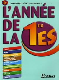 L'AD LA 1ERE ES  (ancienne édition)