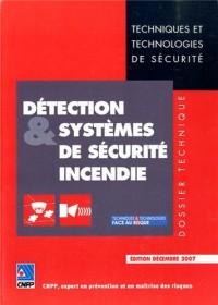 Détection & systèmes de sécurité incendie
