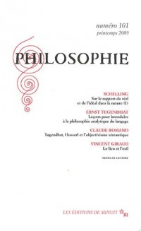 Philosophie, N° 101, Printemps 20