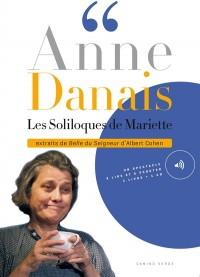 Les Soliloques de Mariette (1CD audio)