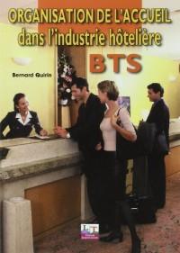 Organisation de l'accueil dans l'industrie hôtellière : Etudes de cas, lycées professionnels (Manuel)