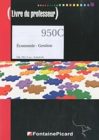 Economie-Gestion Bac Pro 3 ans industriels (1Cédérom)