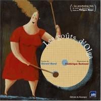 Les goûts d'Olga (1CD audio)