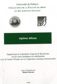 Légitimes défenses
