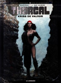 Collector Thorgal T28 Kriss de Valnor