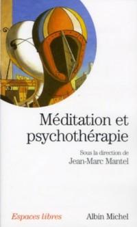 Méditation et psychothérapie
