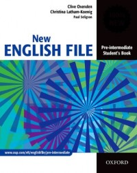 New English File Pre-Intermediate 2005 : Student's Book