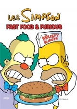 Les Simpson, Tome 39 : Fast food & furious