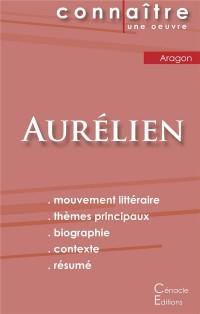 Fiche de lecture Aurélien (Analyse littéraire de référence et résumé complet)