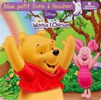 Winnie L'Ourson : Mon petit livre à toucher