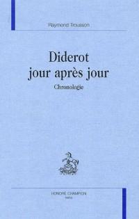 Diderot jour après jour