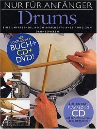 Nur für Anfänger. Drums.