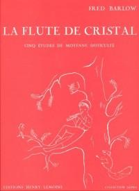 Flûte de cristal