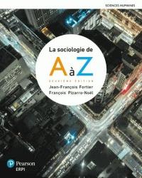 La sociologie de A à Z - 2e édition | Manuel + MonLab + Multimédia - ÉTUDIANT (12 mois)