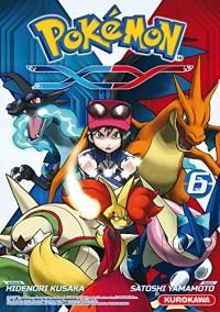 Pokémon Xy - Tome 6