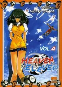 Heaven Eleven, Tome 4 :