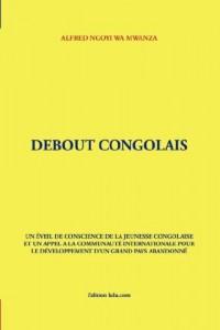 Debout Congolais/ Upright Congolese