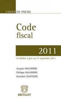 Code Fiscal 2011 , Sixième Edition