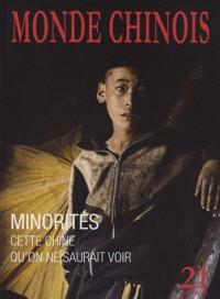 Les minorités ethniques en Chine (n.21 Printemps 2010)