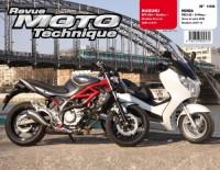 Rmt 156.1 Honda 125 S-Wing + Suzuki Sfv650 Gladius