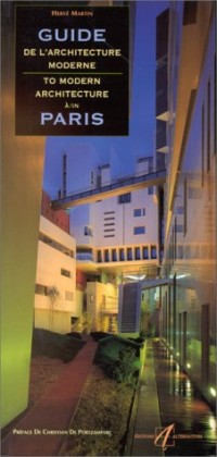 Guide de l'architecture moderne à Paris