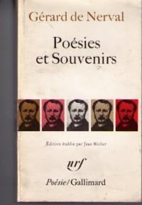 Poesies et souvenirs