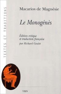 Le Monogénès (2 volumes)