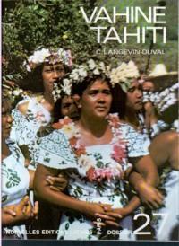 Vahine a Tahiti