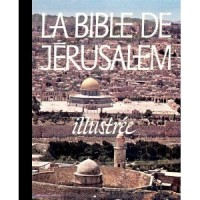 La bible de jerusalem illustrée (reliure skivertex)