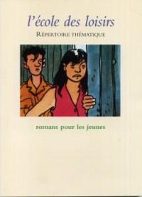 Répertoire thématique EDL romans