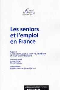 Les seniors et l'emploi en France (CAE n.58)