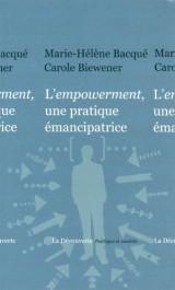 L'empowerment  une pratique émancipatrice
