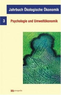 Psychologie und Umweltökonomik