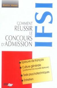 Comment réussir le concours d'admission en IFSI