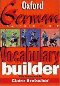 Oxford German Cartoon-Strip Vocabulary Builder