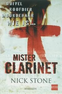 Mister Clarinet: duivel roofdier moordenaar wie is.