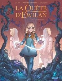 La Quête d'Ewilan - Tome 07: L'île du destin