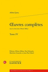 Oeuvres complètes : Tome IV