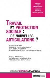 Travail et protection sociale. De nouvelles articulations ?