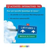 Latitudes 3 - CD ROM Ressources Numériques