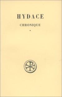 Chronique, tome 1