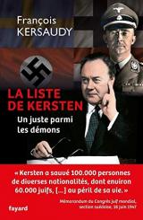 La liste de Kersten