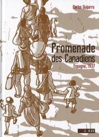 Promenades des Canadiens : Espagne, 1937