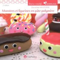Monstres et figurines en pâte polymère