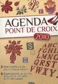 Agenda broderie 2010