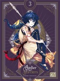 L'Atelier des Sorciers T03 Edition Collector