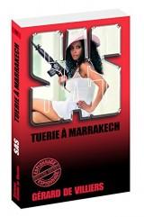 SAS 117 Tuerie à Marrakech [Poche]