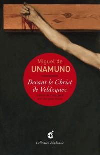 Devant le Christ de Velasquez