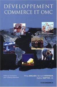 Développement commerce et OMC